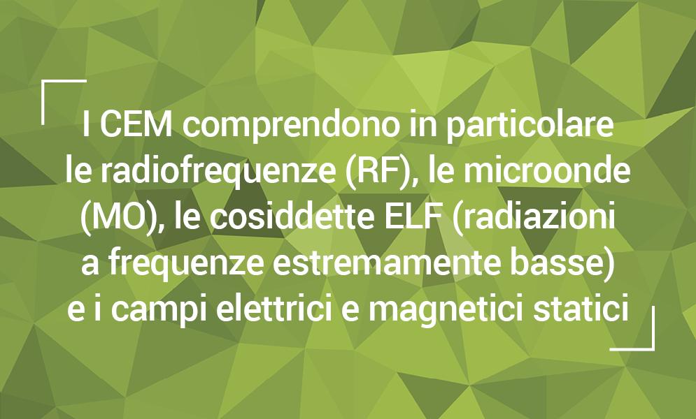 Valutazione campi elettromagnetici