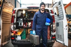 Manutenzione salute e sicurezza sui luoghi di lavoro DPI