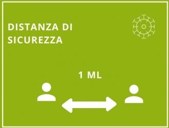 DISTANZA SICUREZZA