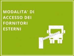 ACCESSO FORNITORI
