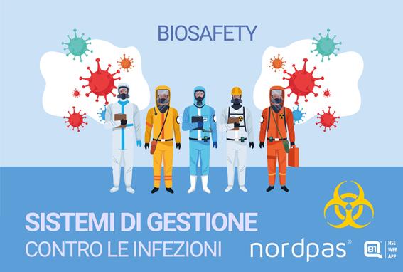 biosafety sistemi di gestione nordpas 14000